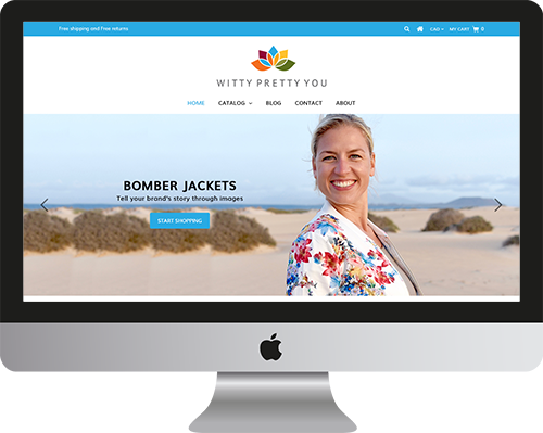 WiX, WordPress, WooCommerce and Shopify eCommerce Website Design and Development Services