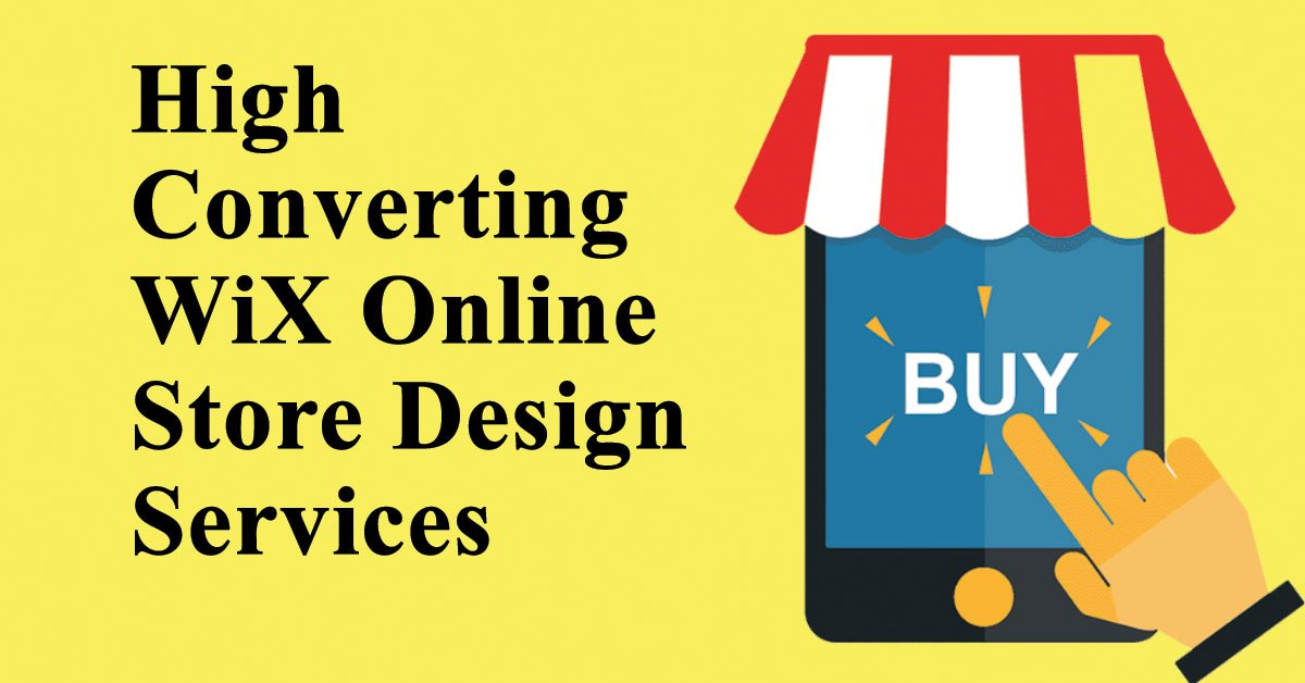 Wix Online Store Design Services Wix eCommerce Wix Website Design AS Web Designer Dropshipping WordPress WooCommerce