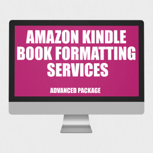 Advanced Kindle Book Formatting Services | 40K-65K Words
